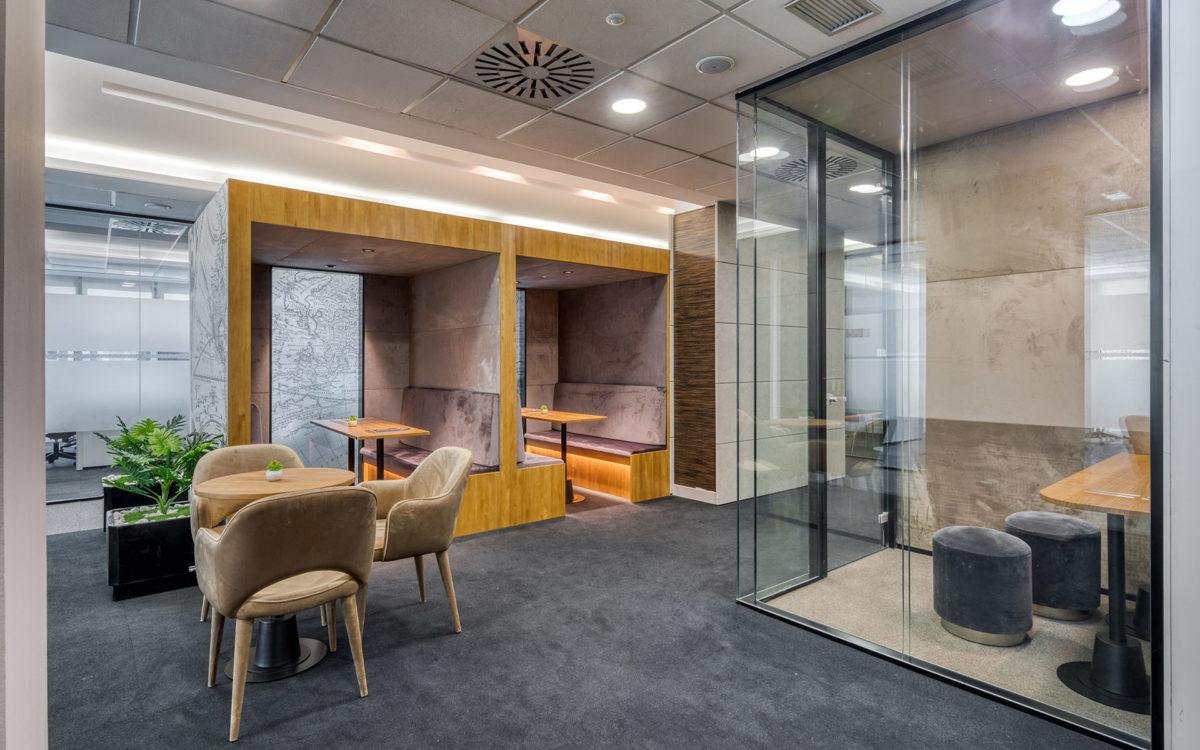 NETWORKIA CUZCO, nuevo emblema del concepto Flexible Workspace en Madrid