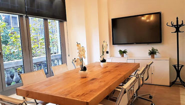 Salas de reuniones Barcelona