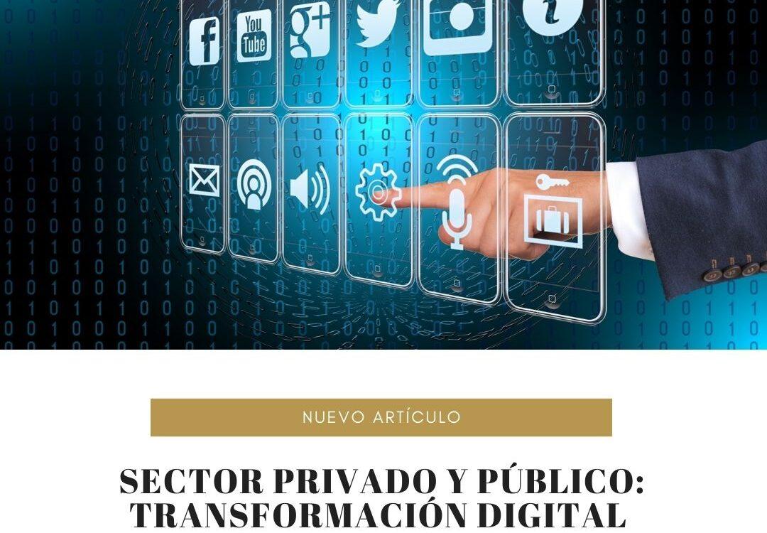 Sector privat i públic, la transformació digital a dues velocitats